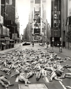 The Morning After Our Kind of Times Square Party